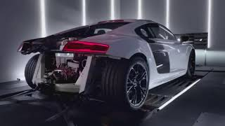 Audi R8 V10 - Sound - Engine Acceleration