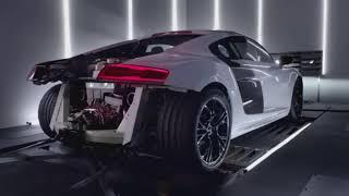 Audi R8 V10 - Sound - Engine Acceleration