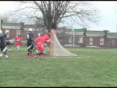 Baltimore LAX - Douglas vs Northwestern - Spring 2011- Urban Sports Beat