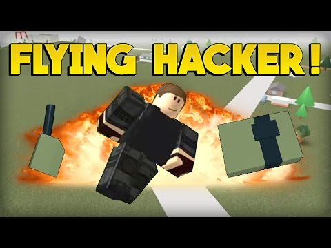 FLYING HACKER GETS C4! - Apocalypse Rising