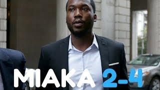 Rapper Meek Mill ahukumiwa kifungo cha miaka 2-4 jela