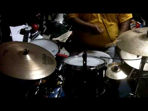 donnie-mcclurkin-i-love-to-praise-him-drum-cover-reese-williams
