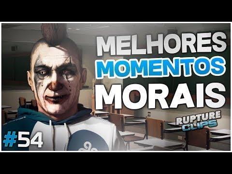 #54 MORAIS: TWITCH MELHORES MOMENTOS