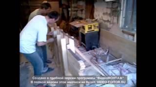 купол дом гнутоклееный брус 2(изготовление гнутого бруса в домашних условиях., 2013-05-07T17:35:06.000Z)