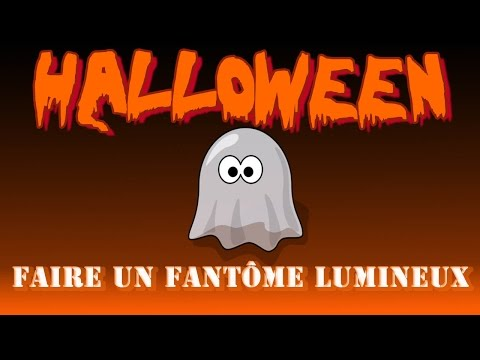 Fabriquer un panier de bonbons pour halloween funnydog tv - Fabriquer fantome halloween ...