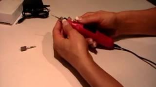 Drill électrique 20 000 rpm