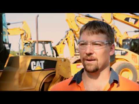 The Field Service Diesel Fitter: Luke's Story