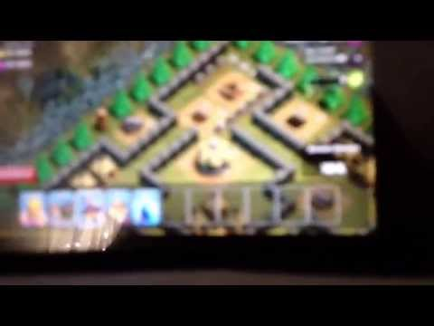 Clash of Clans:Natural Defense
