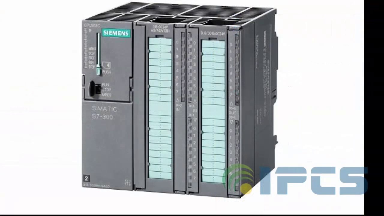 SIEMENS S7 300 PLC Hardware Config and Basics of ladder programming on Step  7 Simatic Manager