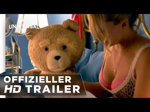 Ted 2 - Trailer #2 deutsch / german HD