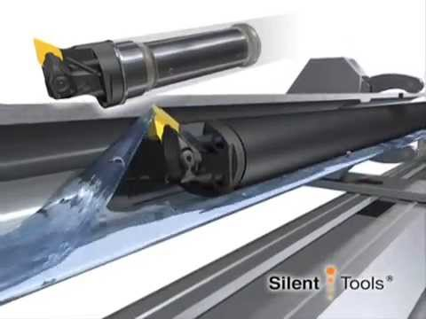 ACT - Damped bar - Silent tools