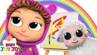 Baa Baa Black Sheep and More Nursery Rhymes | April's Top 10 Videos