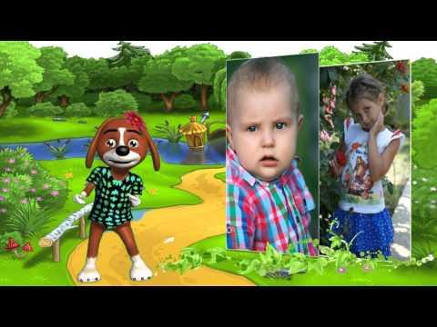 Моим любимым правнукам!!!! детские песни - бременские музыканты.