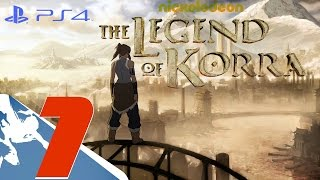 The Legend of Korra - Gameplay Walkthrough Part 1 - Journey Begins