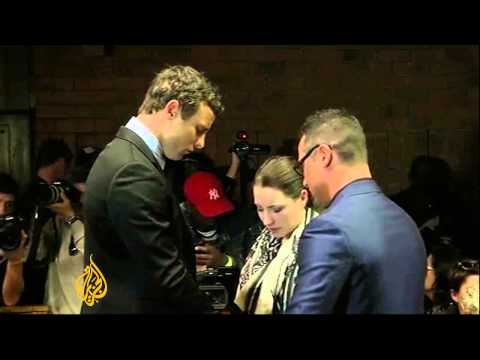 Tania Page reports from Johannesburg about Pistorius trial