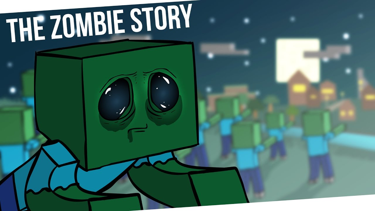 Cute Girl Crying Wallpaper Minecraft Mob Stories The Zombie Youtube