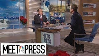 Full Toomey: President 'Mistaken' On Trade Deficits | Meet The Press | NBC News Video
