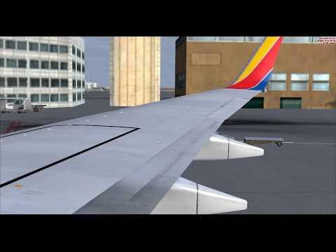 [FSX] Southwest 2645  | Denver - Minneapolis | VATSIM Event - Full ATC