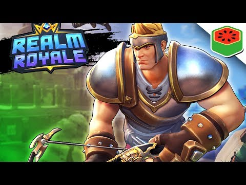 EPIC CROWN ROYALE! | Realm Royale