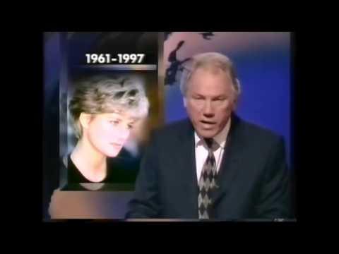 Princess Diana Bbc News Coverage Of Her Death Aug 31 1997