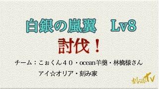 【セブンナイツ】刻み家TV 第40回 白銀の嵐翼Lv8 討伐!