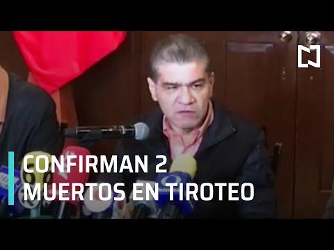 Confirma gobernador dos muertos en tiroteo en Torreón, Coahuila  - Expreso de la Mañana