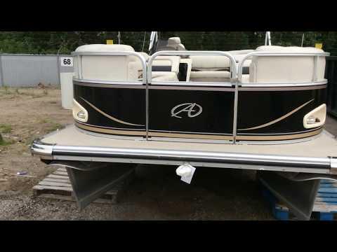 2008 Avalon Paradise L Elite 24 Pontoon Boat | For Sale | Online Auction