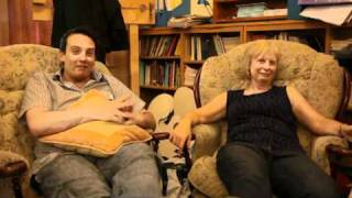 Strictly Hulme Dancing - Carol Davies - Rehearsal VT