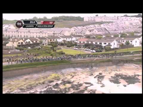 Giro D'italia 2014 Cycle Race Lusk Co Dublin To The City, Part I I