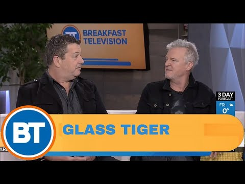 Glass Tiger on their upcoming tour and new album