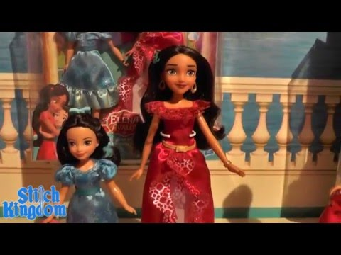 Disney Junior Elena of Avalor Toys Dolls Costumes Toy Fair 2016 My Time Theme Song