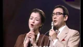 (歌詞付)霧島 昇(3)/愛染草紙2番:旅の夜風(1- 4番、フルコーラス)