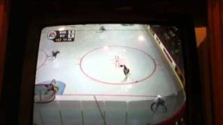 NHL 06 gameplay Awesome