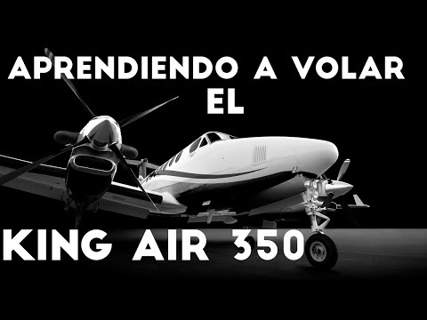 Aprendiendo a volar el King Air 350i (Early Access) de Milviz | DIRECTO