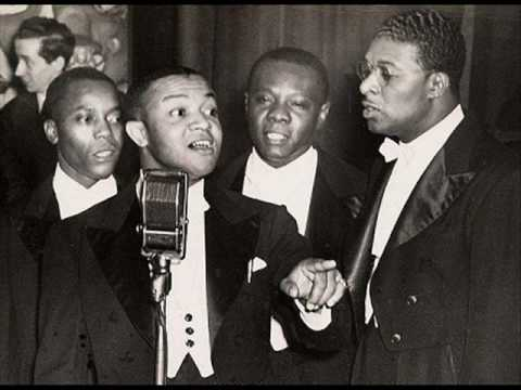 Golden Gate Quartet - Early Songs