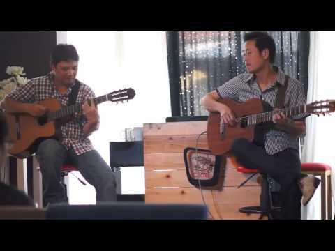 Casino - Song tấu guitar by guitarist Lê Hùng Phong ft Trần Việt Anh