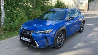 Взял Lexus UX - бан гарантирован?