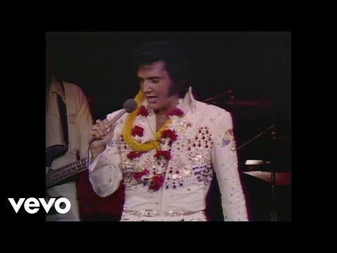 Elvis Presley - Suspicious Minds (Aloha From Hawaii, Live in Honolulu, 1973)