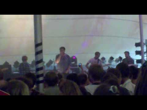 Portman - Sit Down, Calm Down ; Facts ( Live at Riverside Festival 2009)