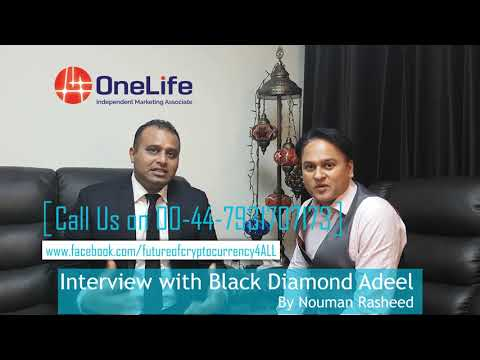 One Coin - One Life Network - Adeel Before and After joining One coin by Nouman.
