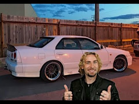 SOLD THE R34 TO NICKELBACK