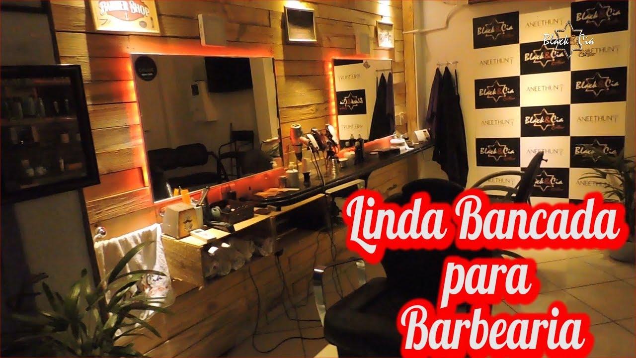 Painel de Madeira para Barbeirobarbershop 2018  YouTube