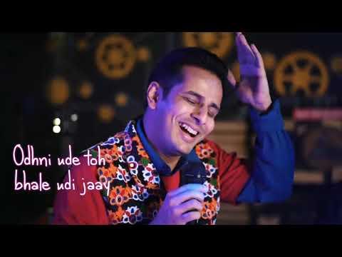 Odhani odhu odhu ne udi jay || new status|| mix garba || jb creation || the comedy factory ||