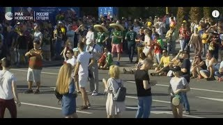 видео Бразилия - Мексика - превью - Футбол - Чемпионат мира 2014  - Советский Спорт