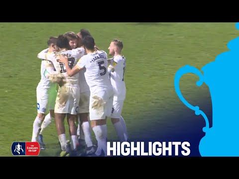 Wonder Goal From Ivan Toney! Bradford 4-4 Peterborough (2-3) | R2 | Emirates FA Cup 2018/19