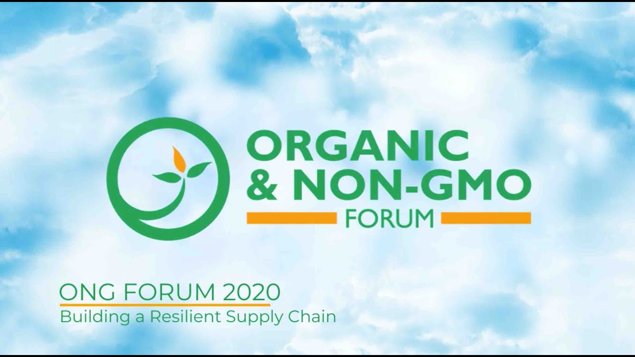 On Building a Resilient Supply Chain… at ONG Forum