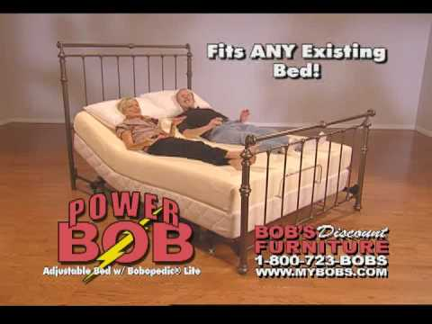 Bobu0027s Discount Furniture Commercial Bobopedic   YouTube