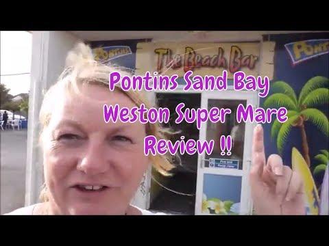 Pontins Sand Bay Weston Super Mare Reviews !!