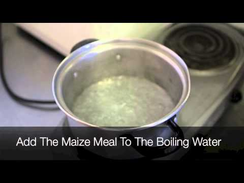 Mealie meal recipes easy