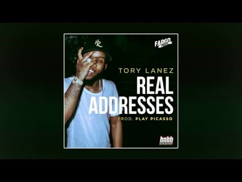 Tory Lanez - Real Addresses [Prod. By Play Picasso]